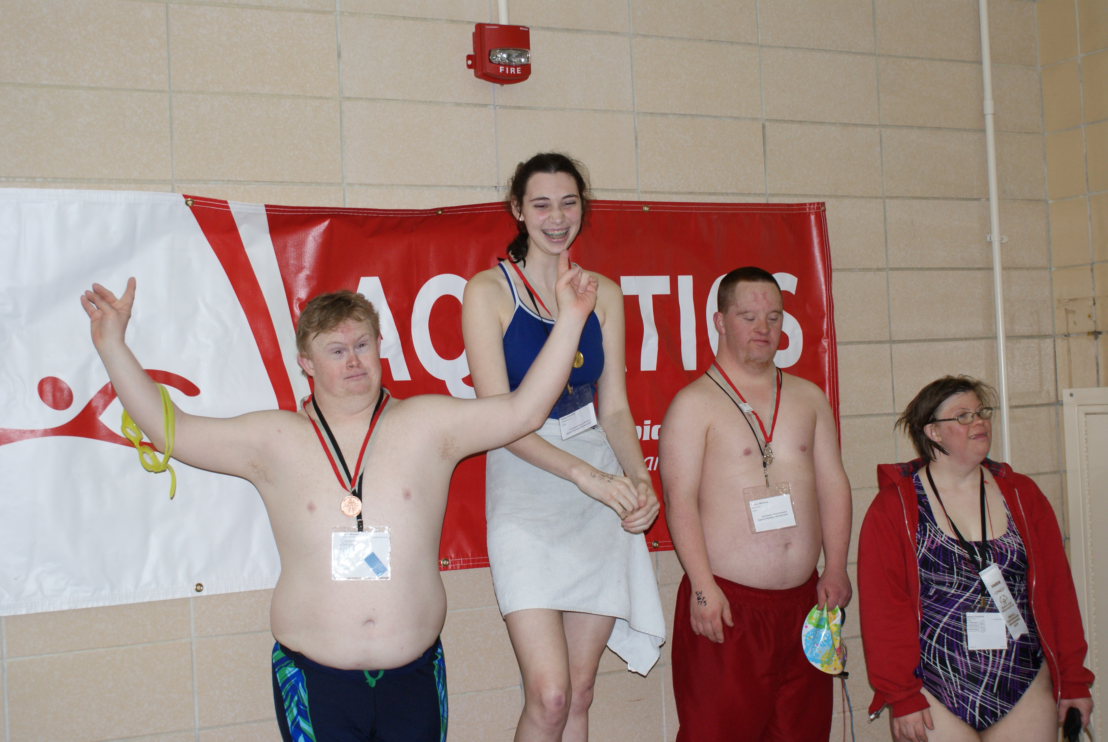 2016 Eastern Spring Sectional Special Olympics Philadelphia