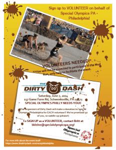 Dirty Dash