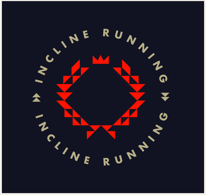 INCLINE Running Logo