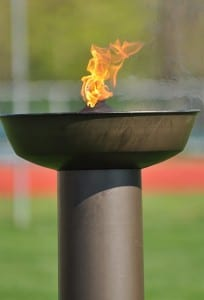 Spring Games Torch