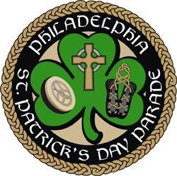 St. Patrick's Day Parada Logo