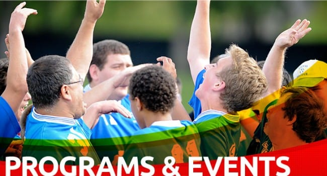 Special Olympics Philadelphia Programs & Events