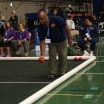 Bocce at 2015 Fall Festival
